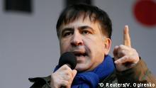 Saakaschwili Kiew Protest