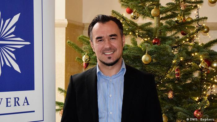Dr. Tado Juric, Katholische Universität Zagreb