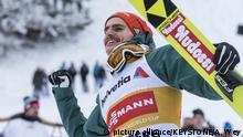 FIS World Cup Engelberg Richard Freitag