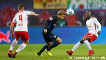 Bundesliga - RB Leipzig vs Hertha Berlin