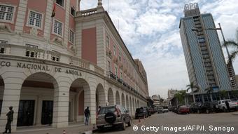 Angola Nationalbank in Luanda