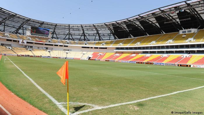 Angola Stadion des 11. November in Luanda