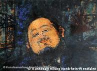 Retrato de Diego Rivera.  1914