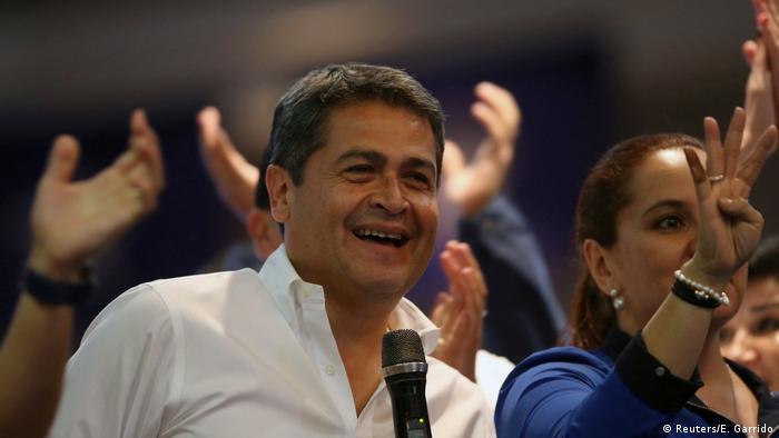 Handuras Nachzählung bestätigt Wahlsieg von Hernandez