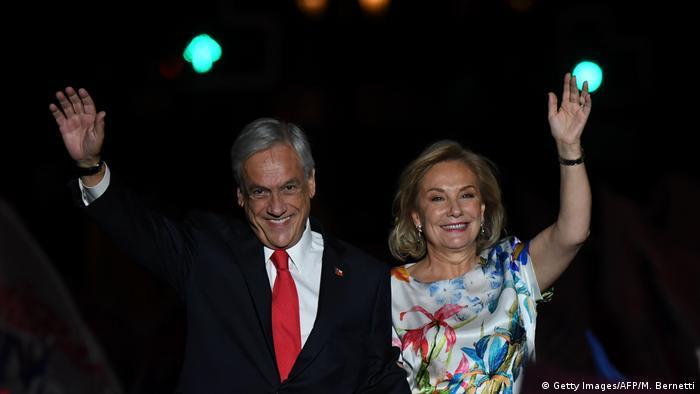 Chile Sebastian Pinera gewinnt Präsidentschaftswahlen