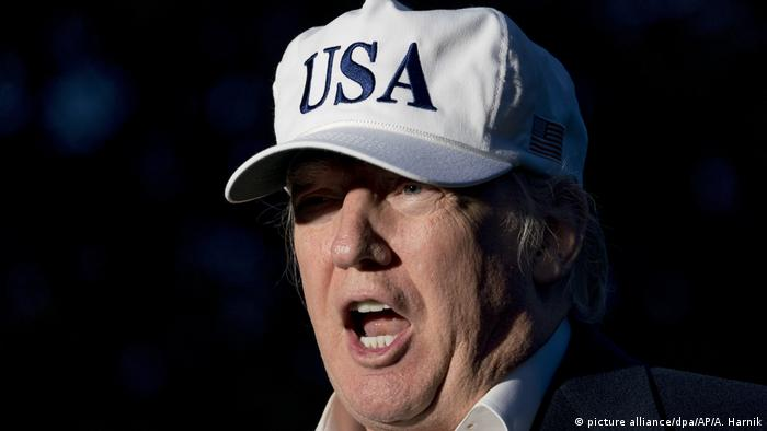 USA Donald Trump (picture alliance/dpa/AP/A. Harnik)