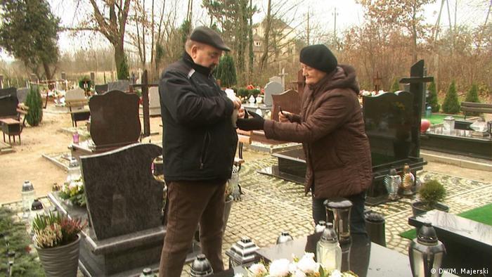 Майката и бащата на Лукаш Урбан