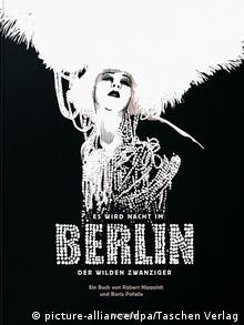Book cover of Es wird Nacht im Berlin der wilden Zwanziger