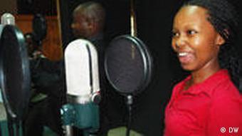 Learning by Ear, Aufnahmen in Nairobi (Foto: DW)