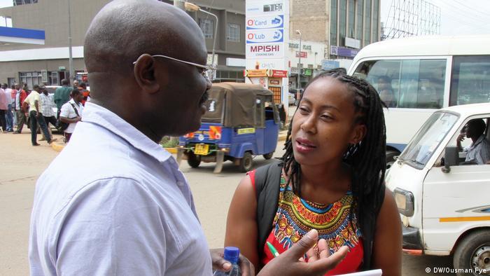 Expertentreffen Women@Web in Nairobi, Kenia