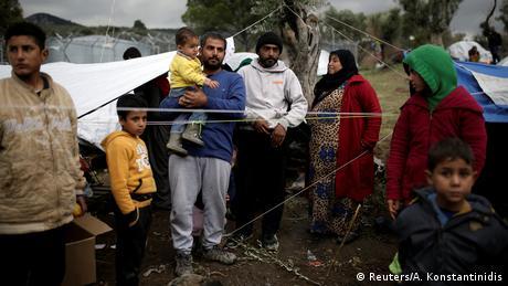 HRW: Ανησυχία για την κατάσταση στα ελληνικά hotspot