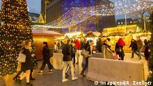 Deutschland Weihnachtsmarkt Breitscheidplatz