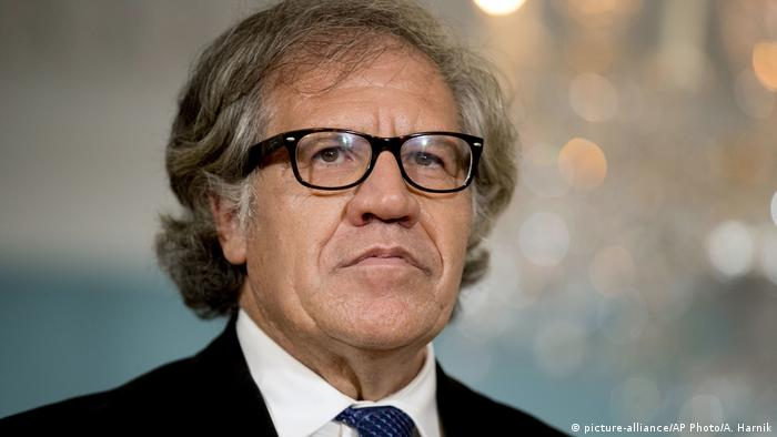 Luis Almagro (picture-alliance/AP Photo/A. Harnik)