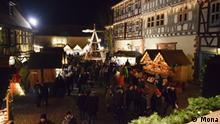 Weihnachtsmarkt in Michelstadt