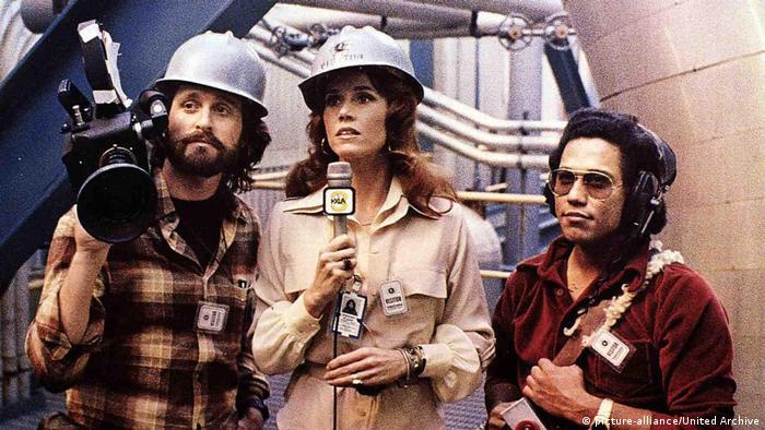 Das China Syndrom Jane Fonda
