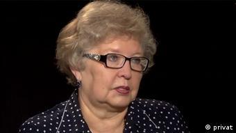Elena Guskova from the Russian Academy of Sciences