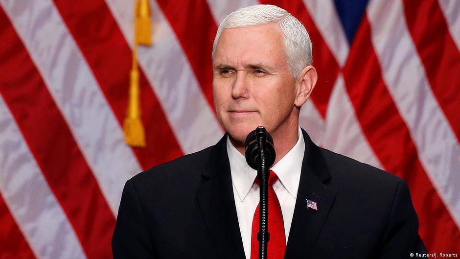 سفر دشوار معاون رئیس جمهوری آمریکا به خاورمیانه