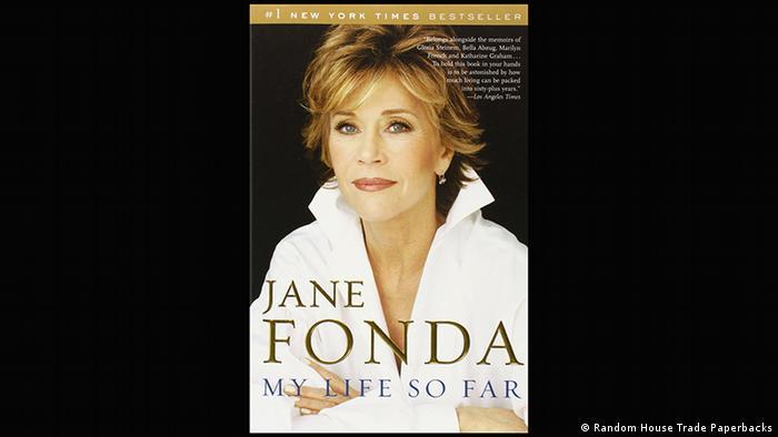 Book cover My life so far by Jane Fonda (Random House Trade Paperbacks)