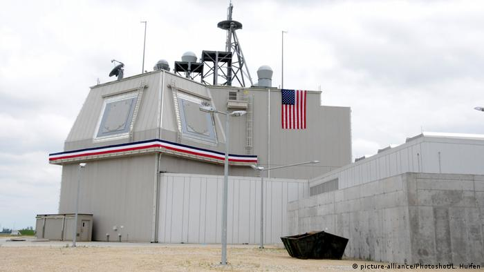 Romania was one of the first countries to be equipped with the US-made Aegis Ashore missile defense system