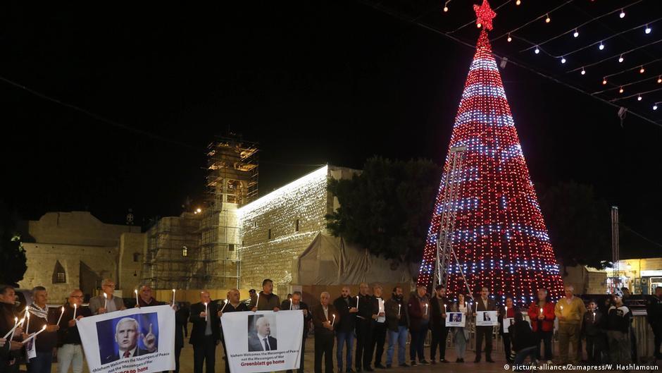 Stille Nacht, heilige Nacht? Nahostkonflikt überlagert Weihnachten ...