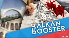 Pictureteaser für das Pageflow-Projekt Balkan Booster.