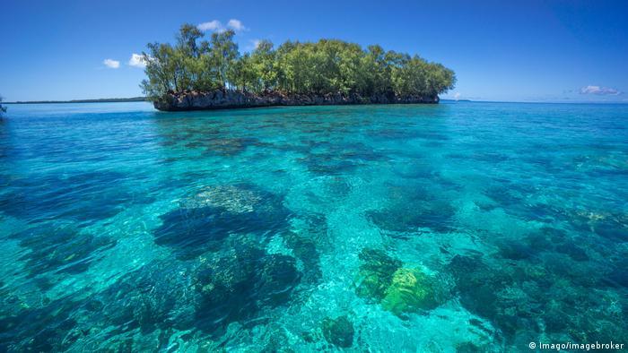 Palau-Inseln im Pazifik (Imago/imagebroker)