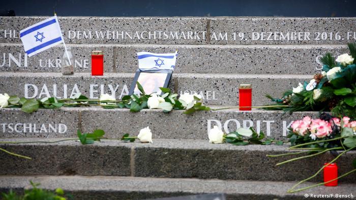 Breitscheidplatz Berlin Jahrestag Anschlag