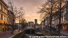 Leeuwarden, Niederlande Kulturhauptstadt