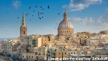 Malta Valetta Kulturhauptstadt