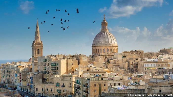 Malta Valetta Kulturhauptstadt (Leeuwarden-Fryslân/Tony Zelenhoff)