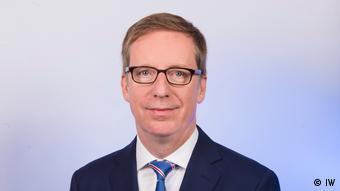 Ο επικεφαλής του Ινστιτούτου της Γερμανικής Οικονομίας (IW) της Κολωνίας Μίχαελ Χύτερ