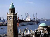 Hamburgo: buena red de transporte público.