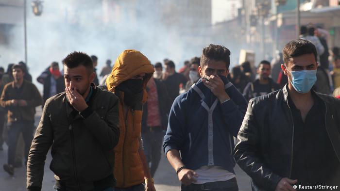 Криваві сутички між поліцією та мітингарями в Іракському Курдистані