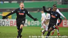 Dfb Pokal - SC Paderborn vs Ingolstadt