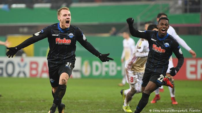 Dfb Pokal - SC Paderborn vs Ingolstadt (Getty Images/Bongarts/S. Franklin)
