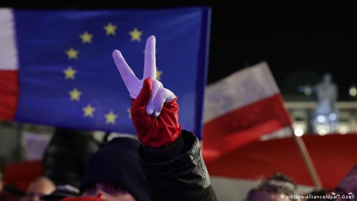 Prosvjed protiv nacionalizma u Poljskoj