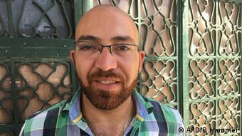 Kamal Mukarker, Touristenführer in Bethlehem