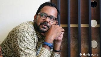 Indonesien, Haris Azhar, indonesischer Menschenrechtsaktivist