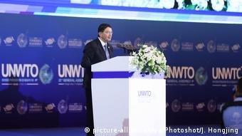 China Taleb Rifai, UN Welttourismusorganisation