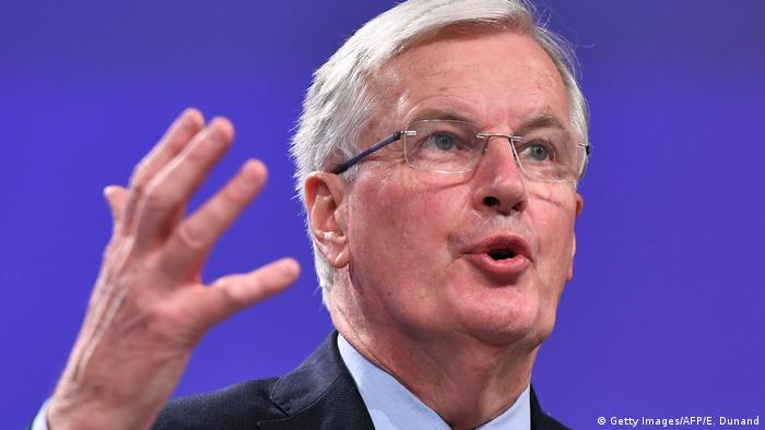 Michel Barnier (Getty Images/AFP/E. Dunand)