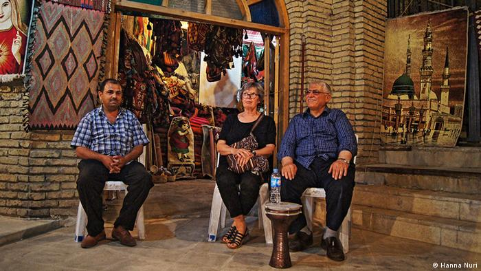 Irak Erbil (Hanna Nuri)
