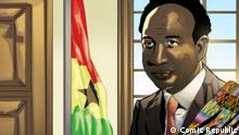 DW African Roots- Kwame Nkrumah (Comic Republic)