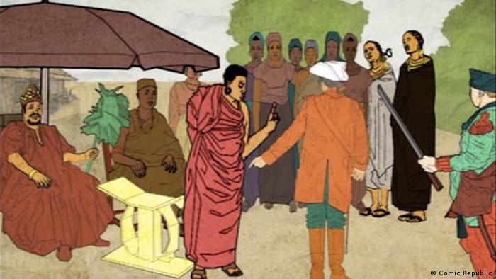 DW African Roots- Yaa Asantewaa