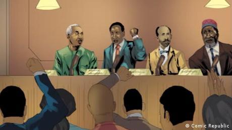 Kwame Nkrumah sonhava com os Estados Unidos de África