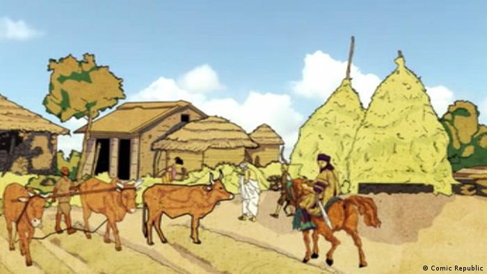 DW African Roots- Bayajida
