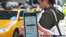 USA Uber in New York 2014