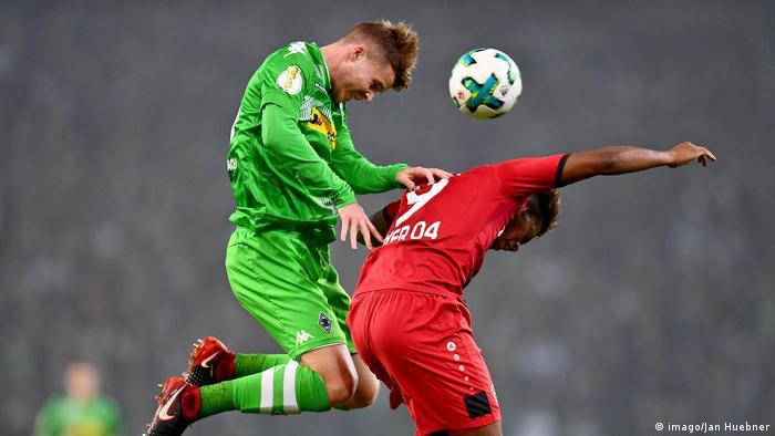 DFB Pokal Borussia Mönchengladbach - Bayer 04 Leverkusen