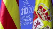 Wahlen in Katalonien 2017