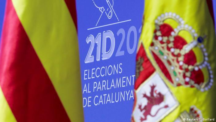 Wahlen in Katalonien 2017 (Reuters/E. Gaillard)