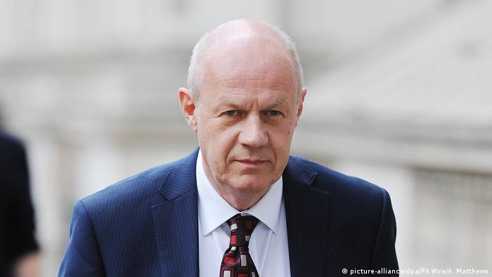 Damian Green (picture-alliance/dpa/PA Wire/A. Matthews)